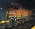 BNSF 3882 on Q409
